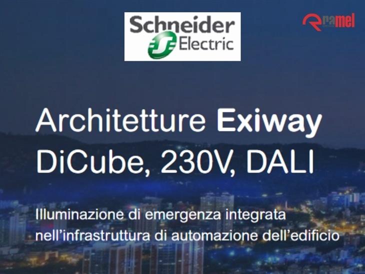 21 - NEWS - Exiway: Illuminazione di Emergenza - Schneider Electric